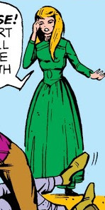 Paula Jackson (Earth-616)