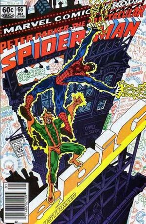 Peter Parker, The Spectacular Spider-Man Vol 1 66.jpg