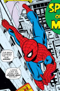 Peter Parker (Earth-616) from Amazing Spider-Man Vol 1 100 001