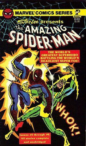 Pocket Book Series Vol 1 Amazing Spider-Man 1.jpg