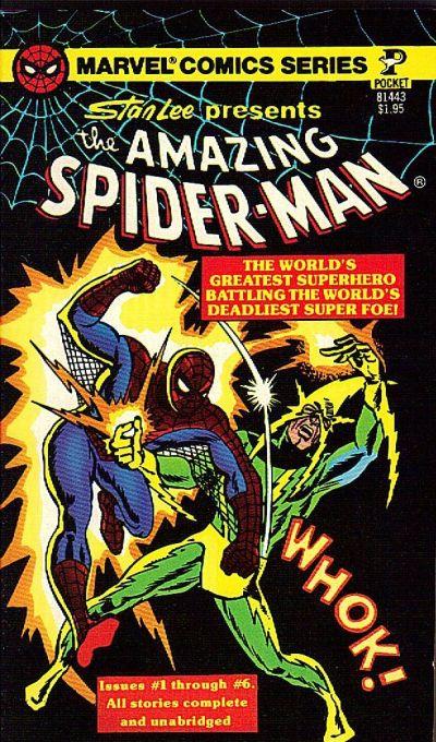 Pocket Book Series: Amazing Spider-Man Vol 1