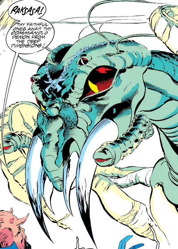 Raksasa (Earth-616)