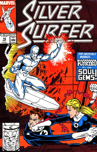 Silver Surfer Vol 3 16