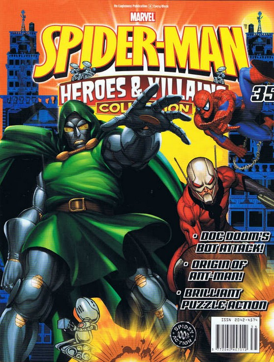 Spider-Man: Heroes & Villains Collection Vol 1 35