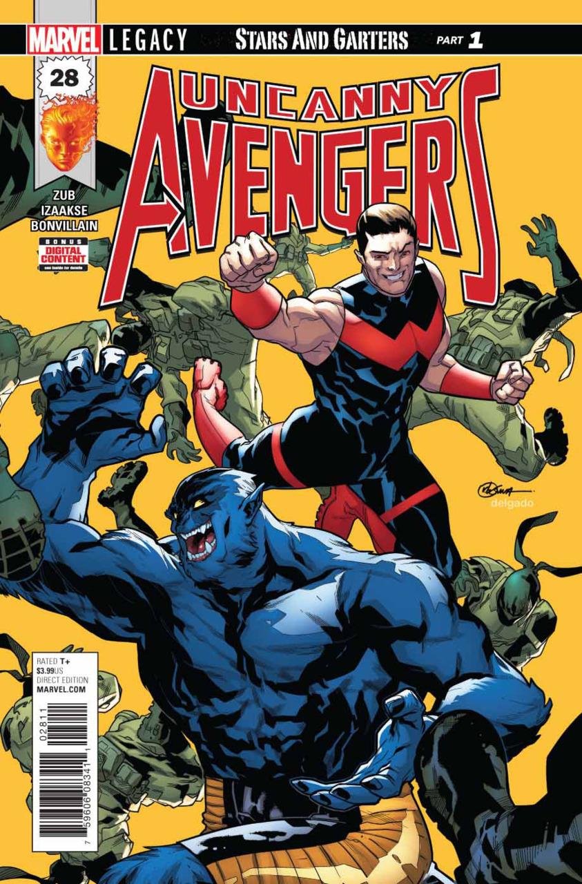 Uncanny Avengers Vol 3 28