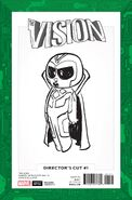 Vision Director's Cut Vol 1 1 Young Variant