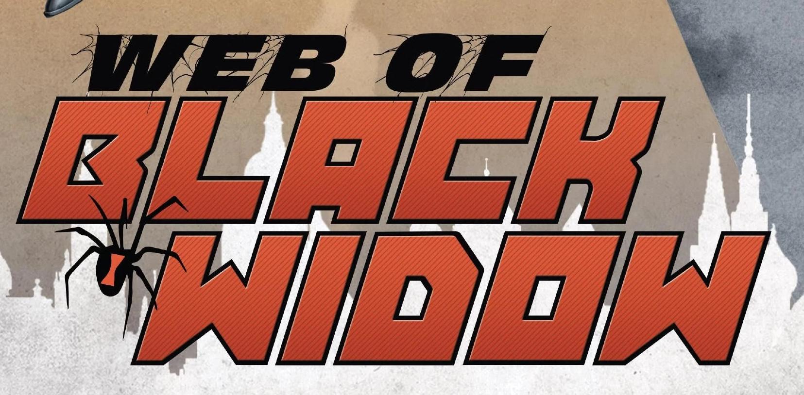 Web of Black Widow Vol 1