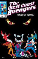 West Coast Avengers Vol 2 5