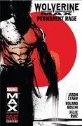 Wolverine MAX TPB Vol 1 1 Permanent Rage