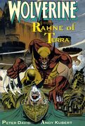 Wolverine Rahne of Terra Vol 1 1