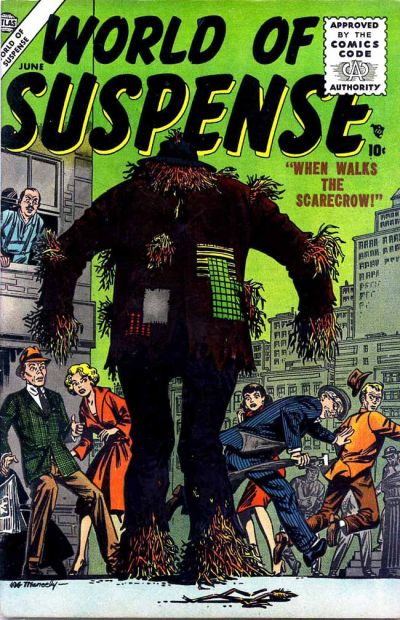 World of Suspense Vol 1 2