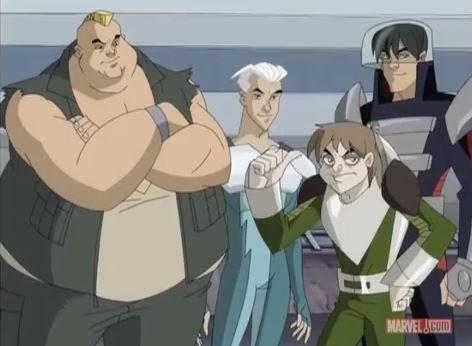 X-Men: Evolution Season 4 2