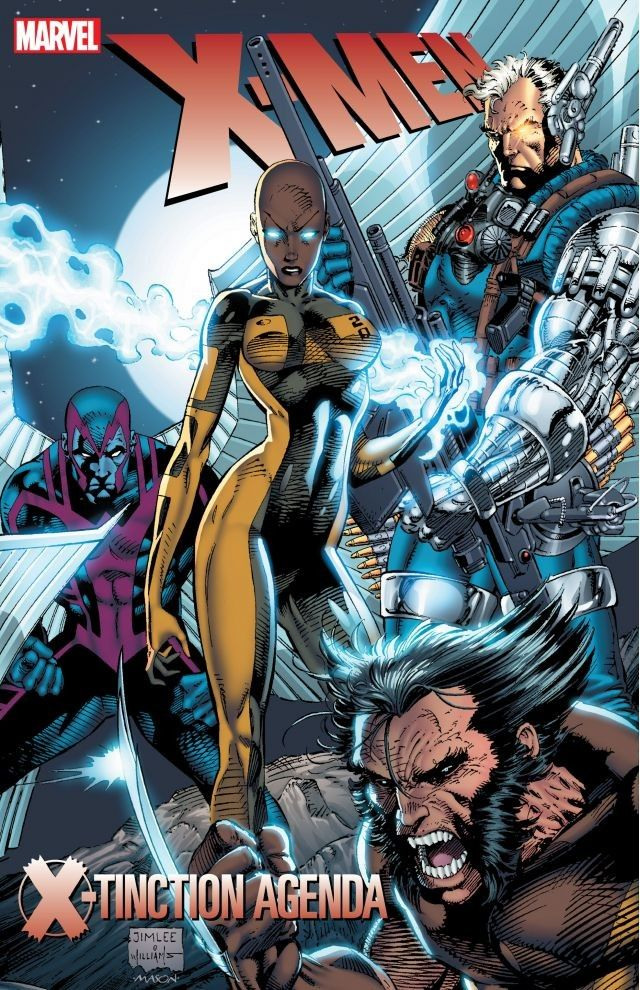X-Men: X-Tinction Agenda Vol 1 1