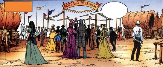 Buffalo Bill's Wild West Show (Earth-616)
