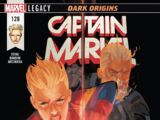 Captain Marvel Vol 7 128