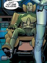 Charles Xavier (Earth-26111)