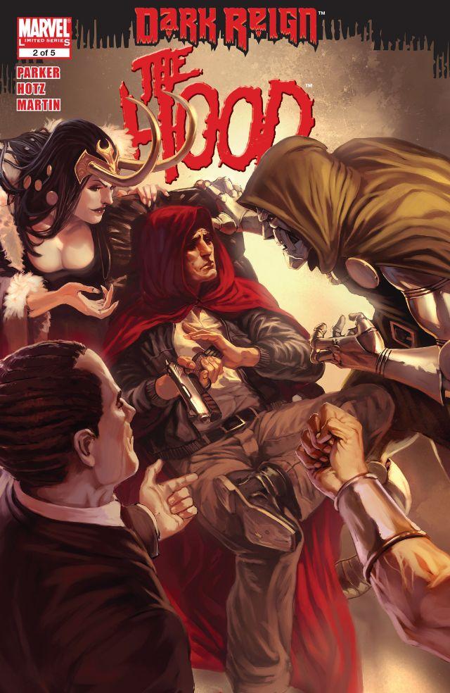 Dark Reign: The Hood Vol 1 2