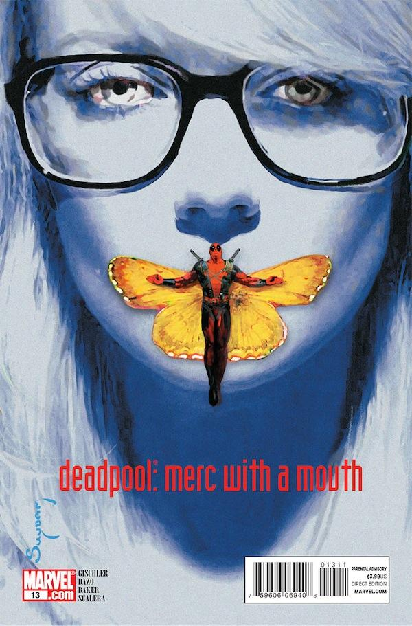 Deadpool: Merc with a Mouth Vol 1 13