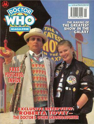 Doctor Who Magazine Vol 1 211.jpg