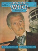 Doctor Who Monthly Vol 1 84