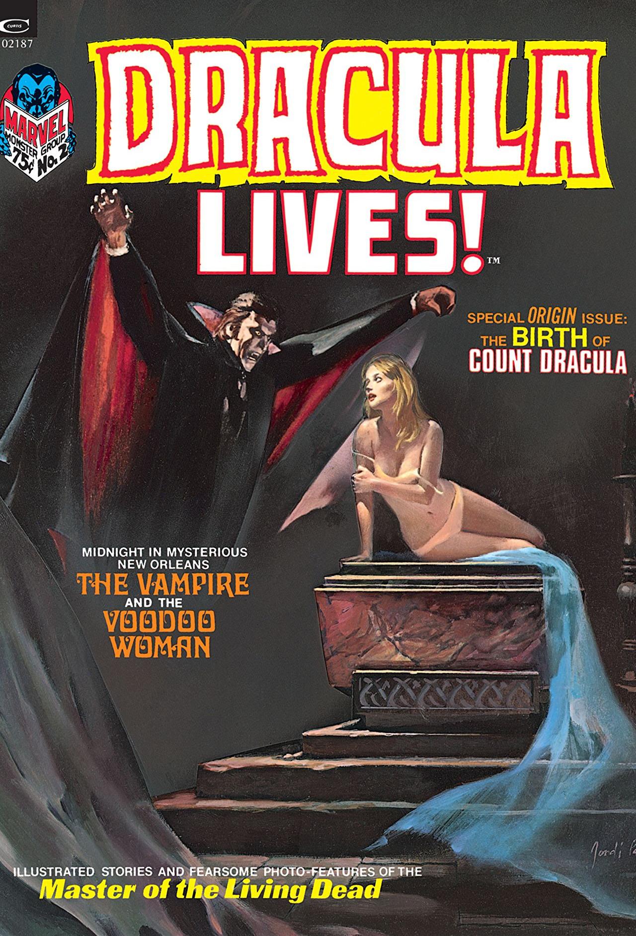Dracula Vol 1 2