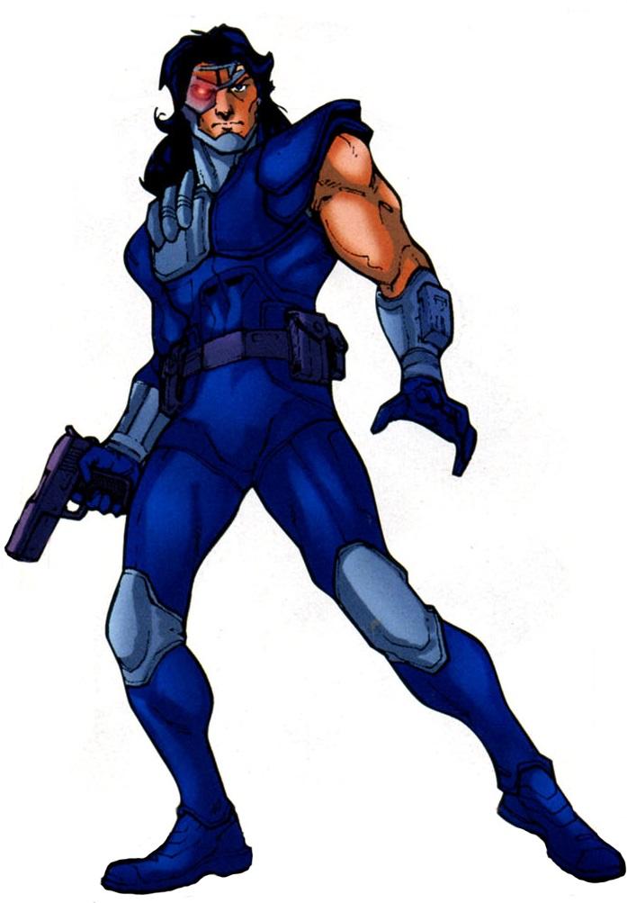 Eric Savin (Earth-616)