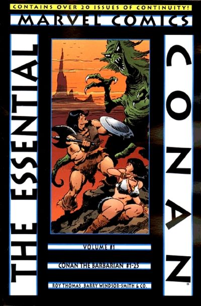 Essential Series: Conan Vol 1