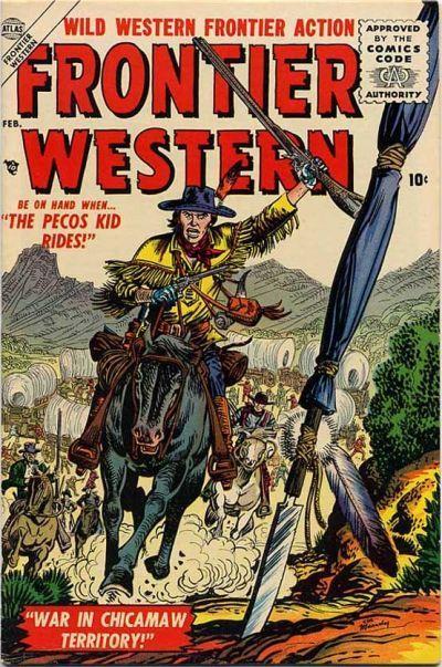 Frontier Western Vol 1