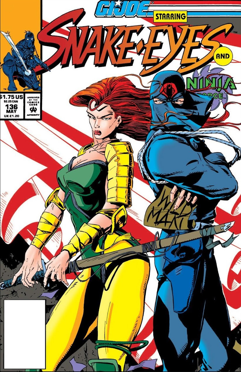 G.I. Joe: A Real American Hero Vol 1 136