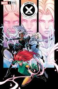 Giant-Size X-Men Jean Grey and Emma Frost Vol 1 1 Coello Variant