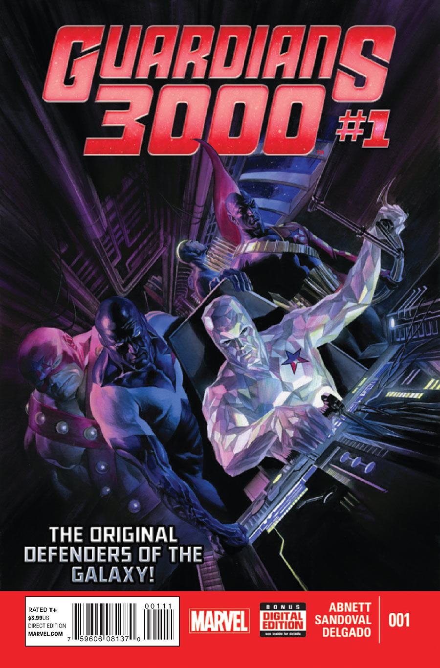 Guardians 3000 Vol 1 1