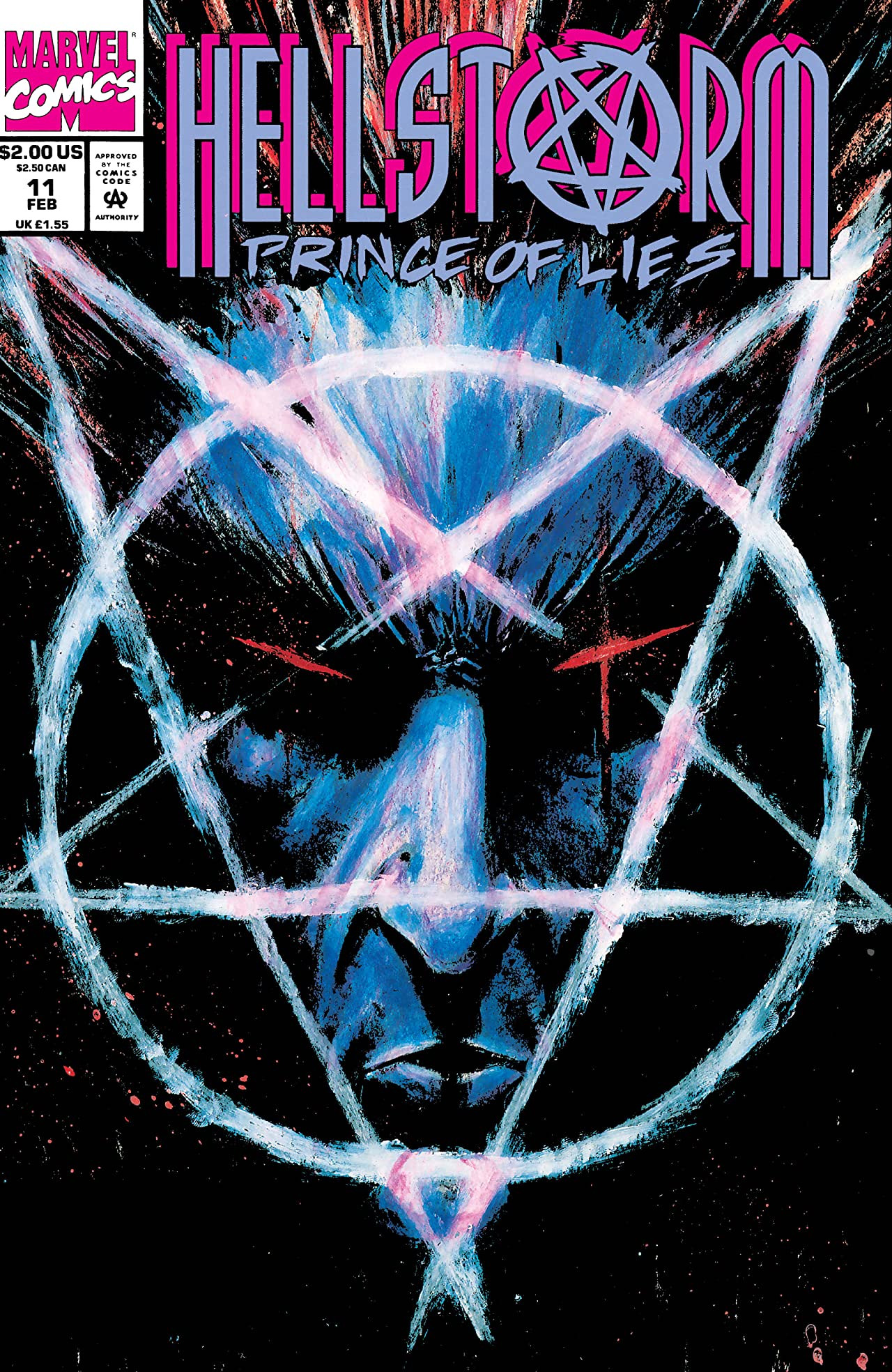 Hellstorm: Prince of Lies Vol 1 11