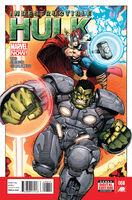 Indestructible Hulk Vol 1 8
