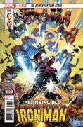 Invincible Iron Man Vol 1 596