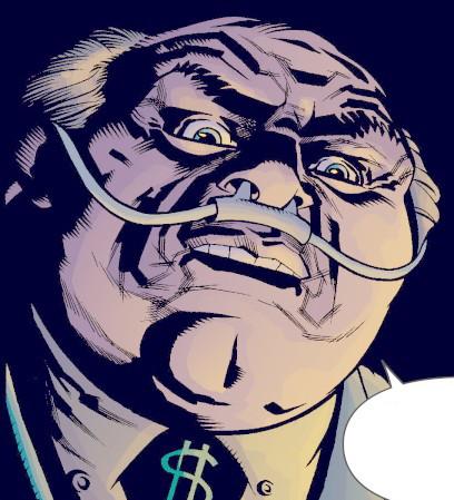 Mr. Kilgore (Earth-616)