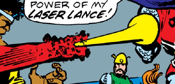 Laser Lance/Gallery