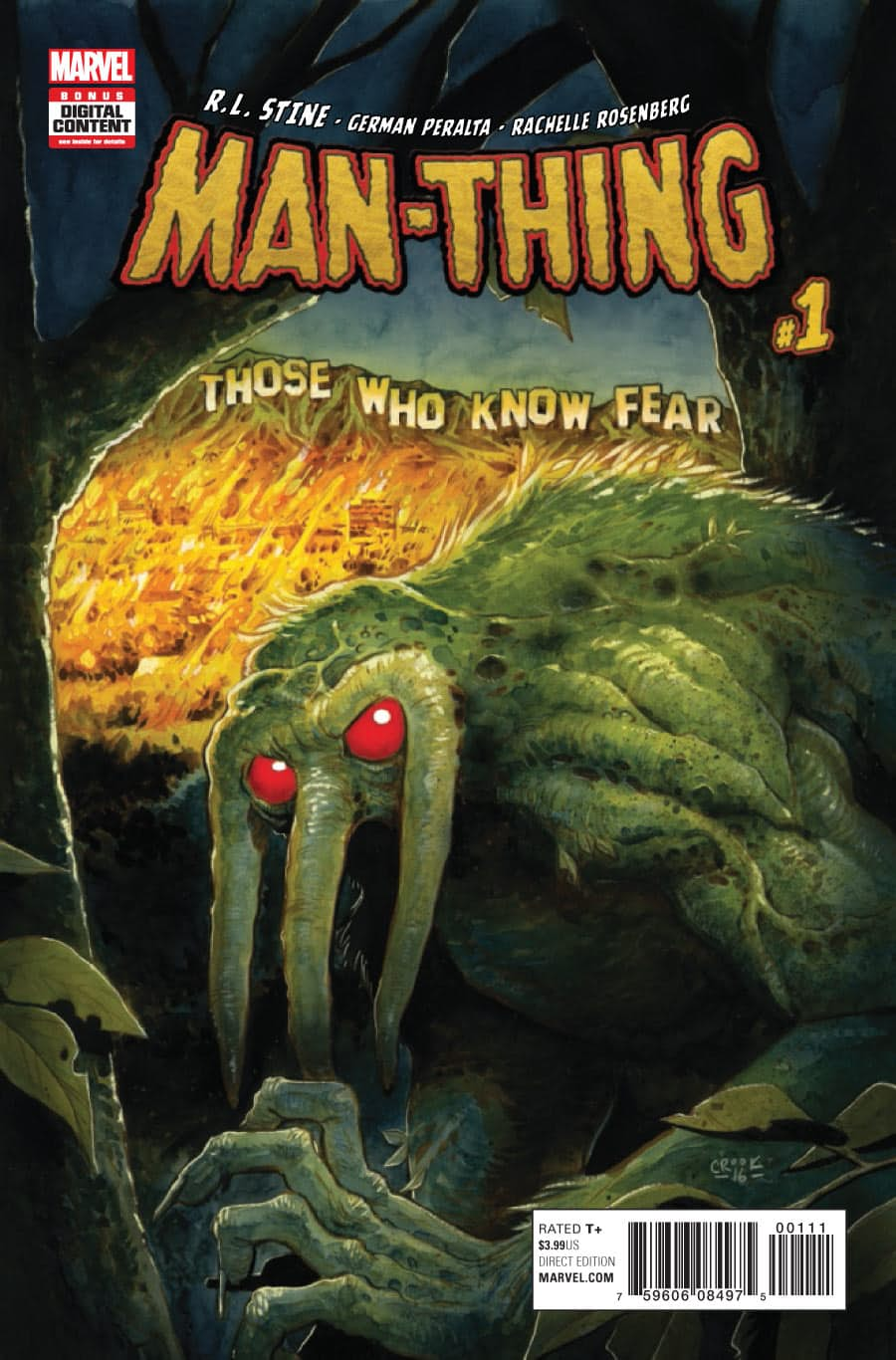 Man-Thing Vol 5 1