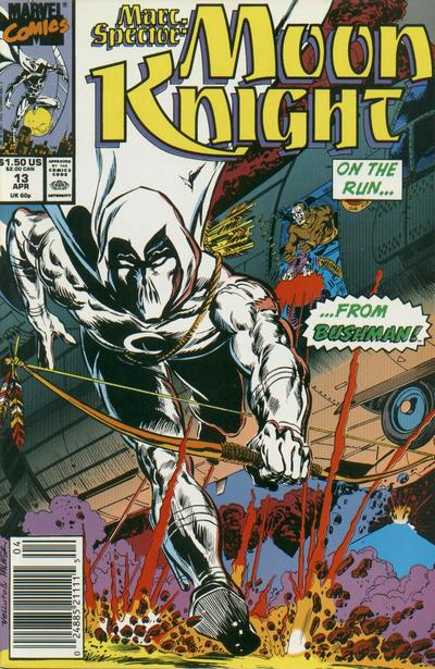 Marc Spector: Moon Knight Vol 1 13