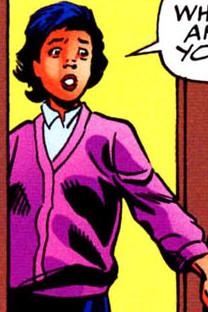 Marina Oswald (Earth-616)