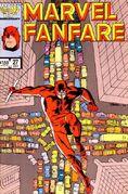 Marvel Fanfare Vol 1 27