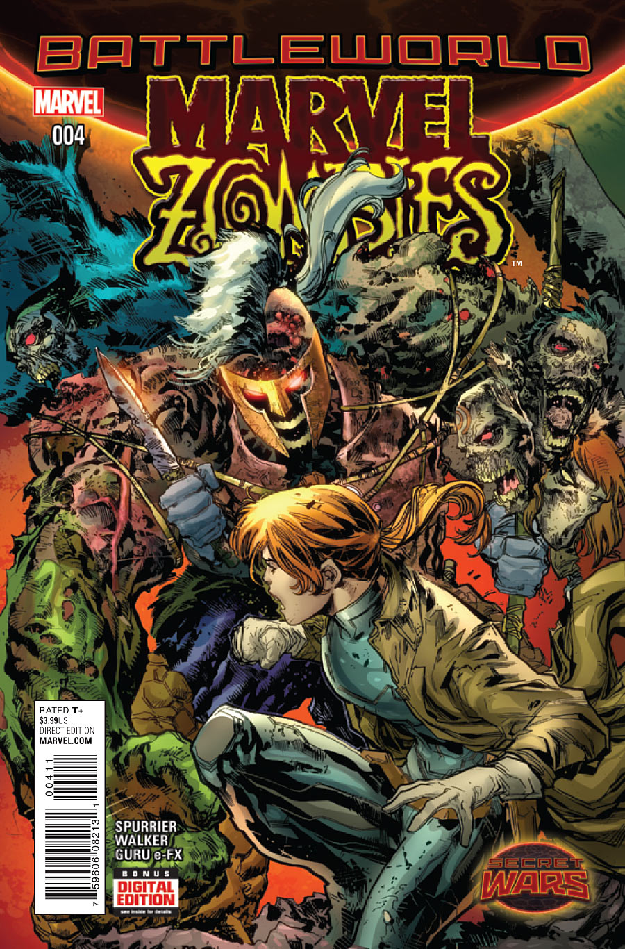 Marvel Zombies Vol 2 4