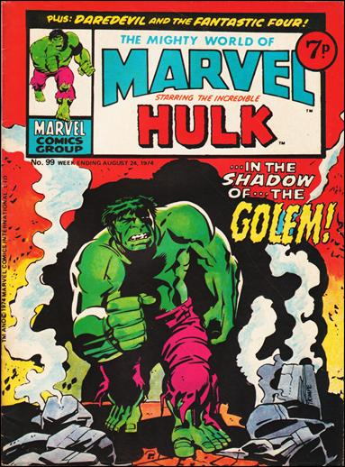 Mighty World of Marvel Vol 1 99