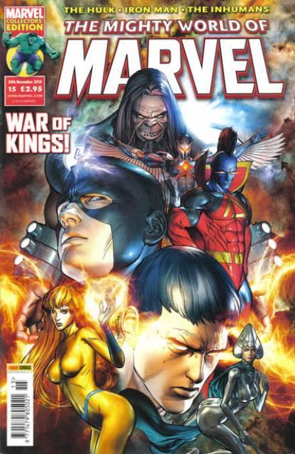 Mighty World of Marvel Vol 4 15
