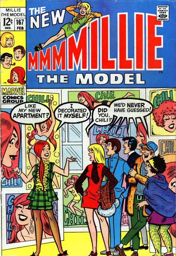Millie the Model Vol 1 167