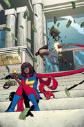 Ms. Marvel Vol 3 6 Textless