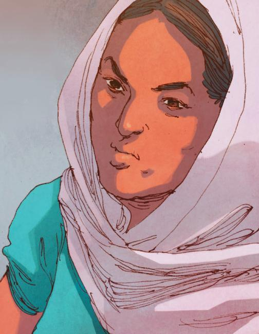 Muneeba Khan (Earth-616)