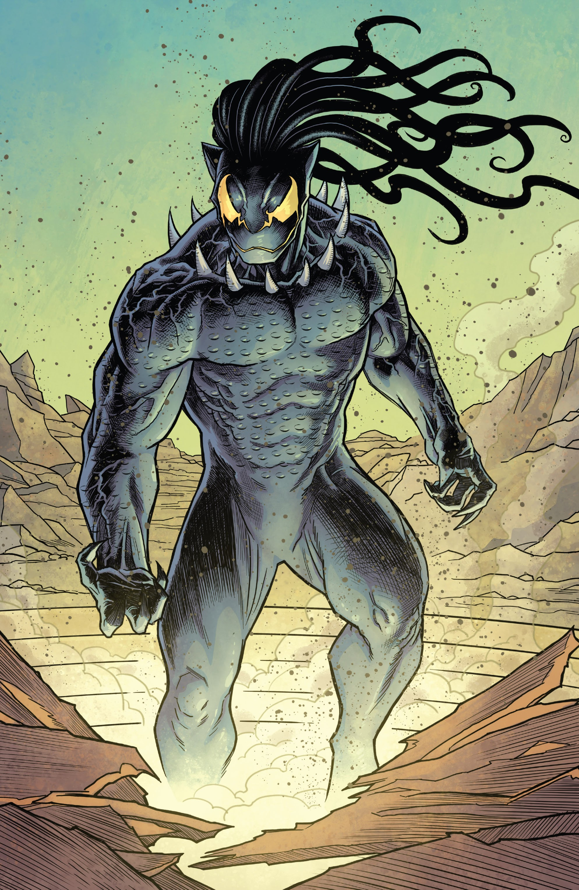 N'Jadaka (Intergalactic Empire of Wakanda) (Earth-616)