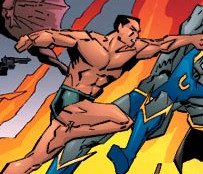Namor McKenzie (Earth-3931)