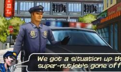 New York City Police Department (Earth-TRN125)
