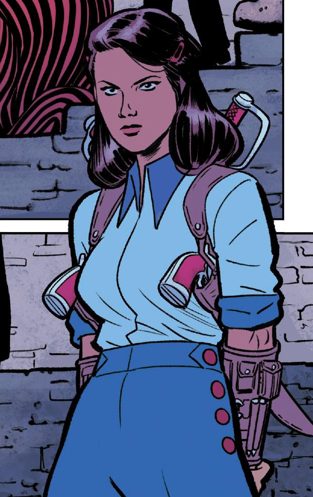 Nina (Sorcerer Supreme) (Earth-616)